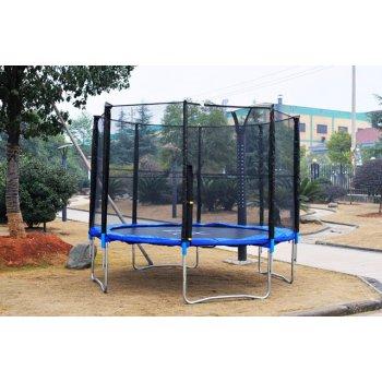 Venkovní trampolína s ochrannou sítí - 305 cm AC04519