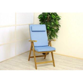 Polstrování na židli Garth - světle modré D00601