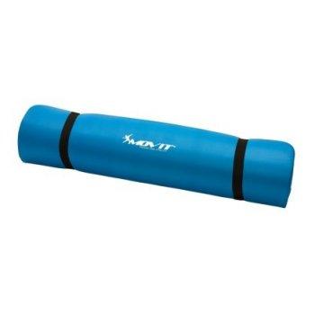 Podložka na jógu MOVIT® 190 x 60 x 1,5 cm, sv. modrá M29315