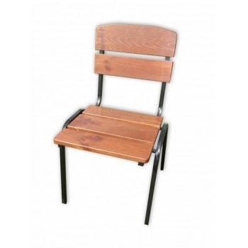 Zahradní dřevěné křeslo stohovatelné WEEKEND FSC R06512